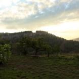 Schöner idyllischer Stellplatz Hinterland Spanien