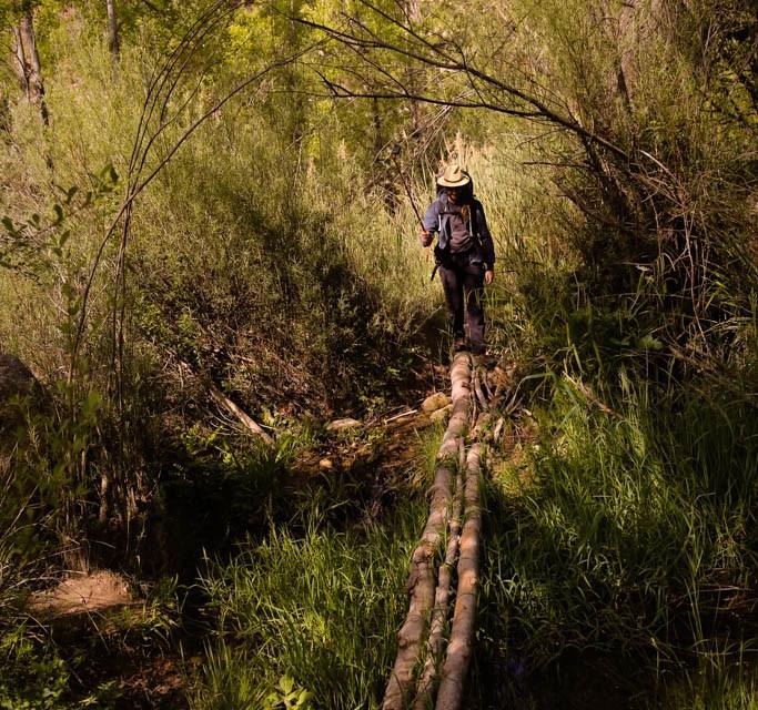 Wanderungen Spanien mit Kind Region Alto Mijares