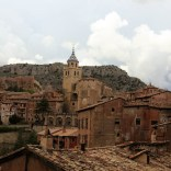 Albarracín Foto in Spanien