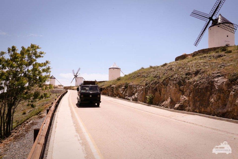VW T3 in Spanien