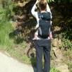 Wanderung durch das Kirschtal Valle del jerte Spanien