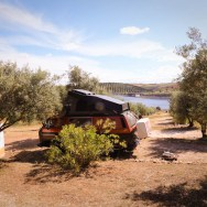 Wohnmobiltour durch Portugal