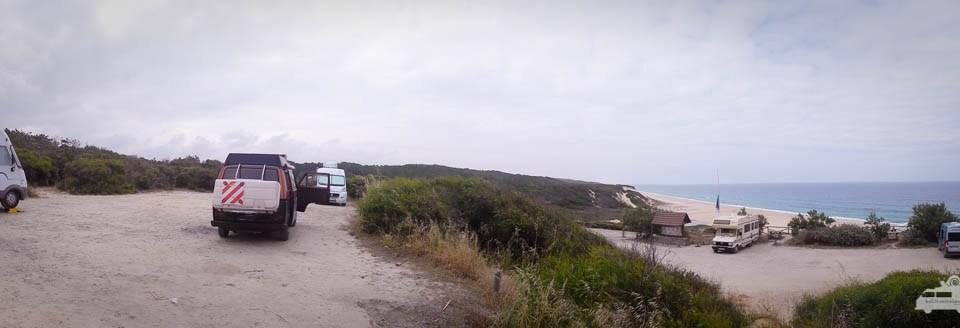 Stellplatz Tipp Portugal