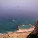 Andalusien -Gibraltar - Strand