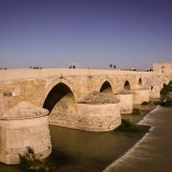 Andalusien Puente Romano in Cordoba