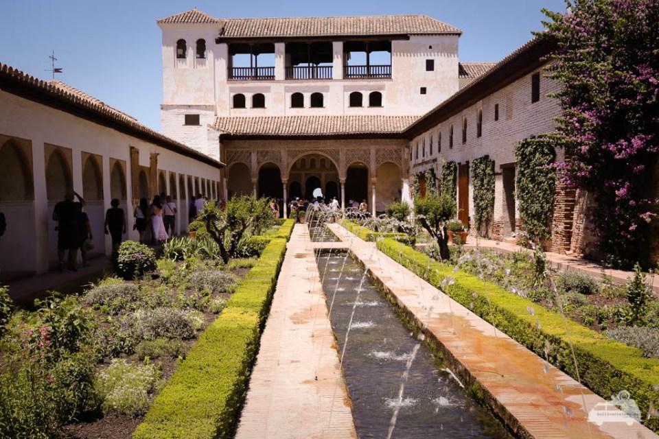 Genaralife Alhambra