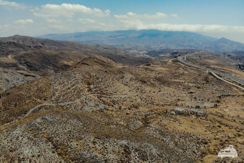 Tabernaswüste Spanien