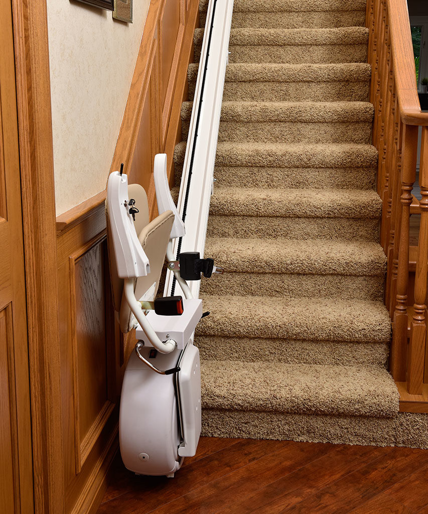 outdoor chair glides banquet cover stair lifts in ct | residential lift installation bullock access