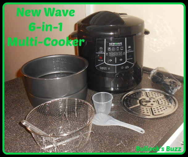 6 In 1 Multi Cooker By New Wave Appliances Save Time And Space Bullocks Buzz