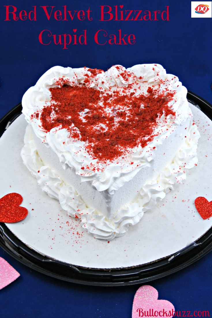 How Much Are Dairy Queen Cakes : dairy, queen, cakes, Dairy, Queen, Velvet, Cupid, Review