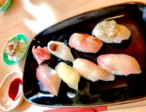 お花とお寿司のまちで地魚を堪能しよう 鮨芳・2回目くらい(館山市)
