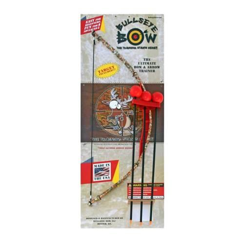 Bullseye-Bow-Red