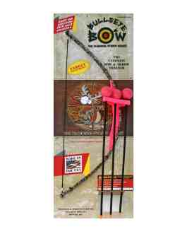 Pink Camo Toy Bow and Arrow Trainer