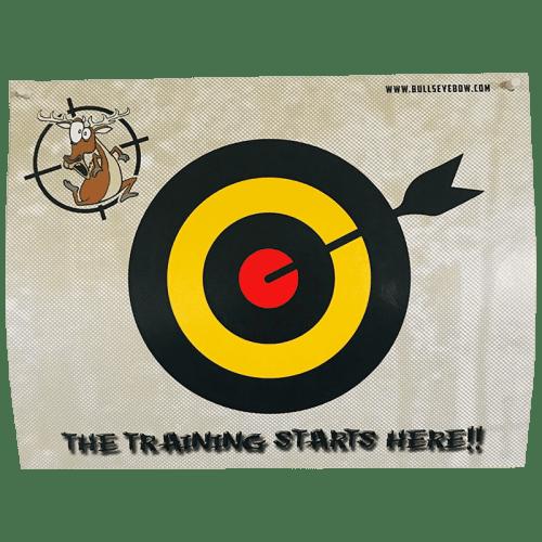 Bullseye-Bow-Target