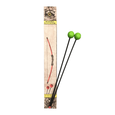 Green Pro Bow and Arrow Trainer