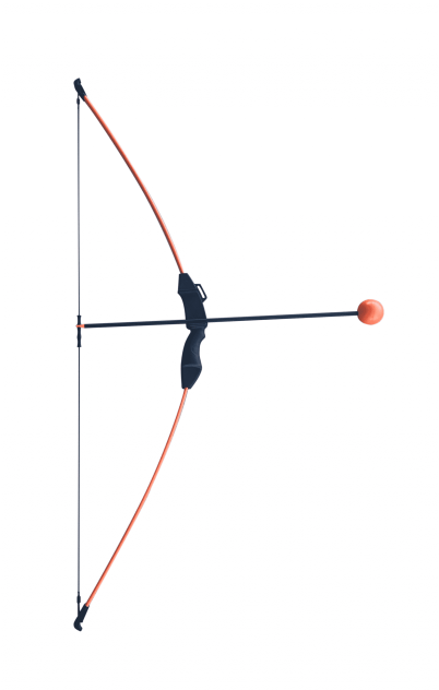 Orange Pro Bow and Arrow Trainer