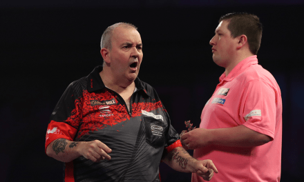 PDC World Championship Day 12 Match Report – Taylor VS Keegan
