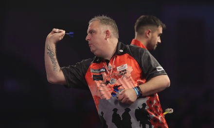 PDC World Championship Day 12 Match Report – J Lewis VS J Richardson