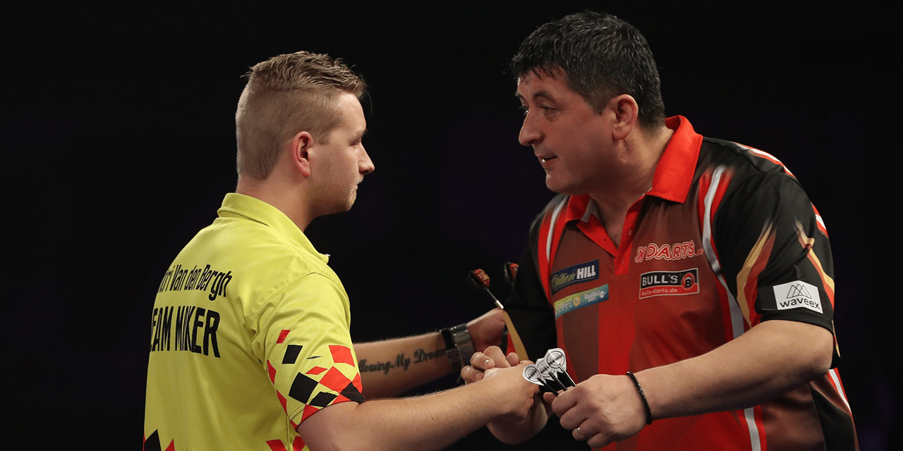 PDC World Championship Day 12 Match Report – Suljovic VS Van den Bergh