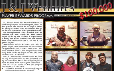 J & J Ventures – Year End PRP Program
