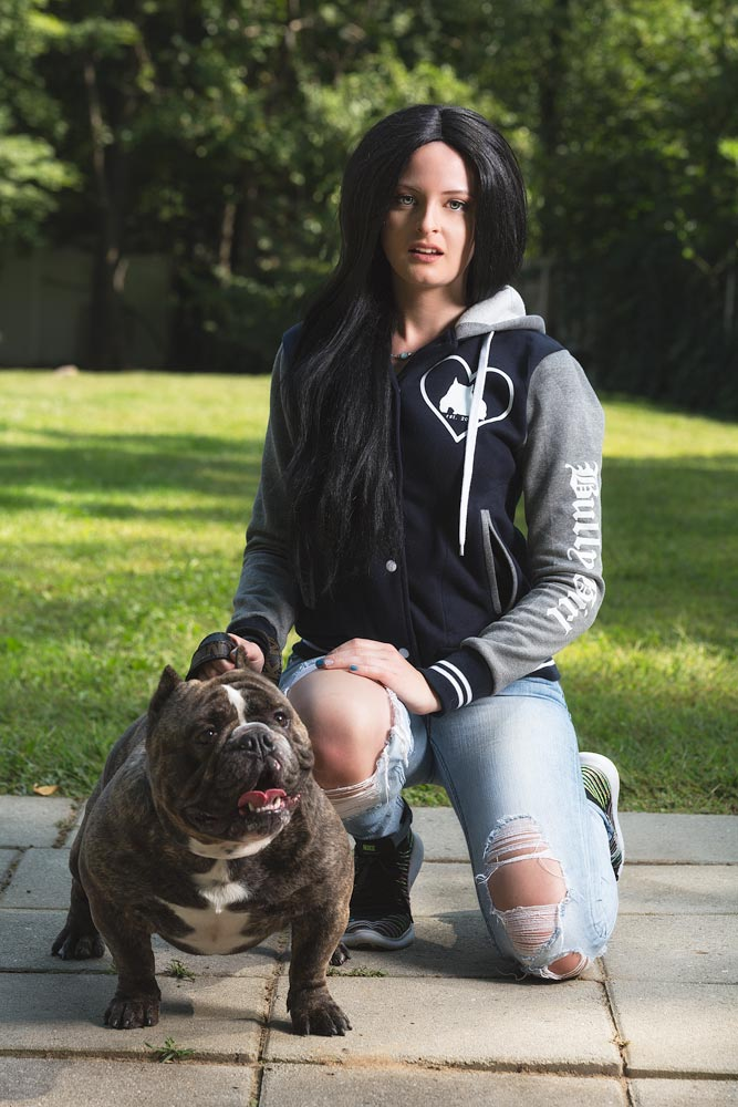 Bully Girl: Risa Del Angele