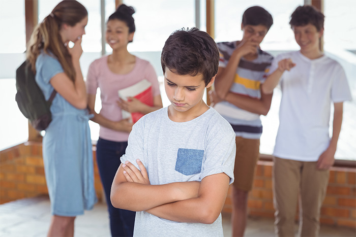 For some kids, going back to school triggers fears of bullying