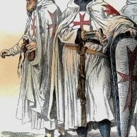 Военните ордени на Светите земи - Рицарите хоспиталиери и рицарите тамплиери