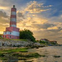 Морските фарове на България