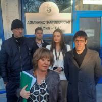 """Манолова внесе жалба с 56 подписа срещу заповедта за """"зеления сертификат"""""""