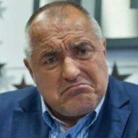 Рейтингът на Борисов се срина