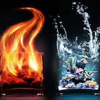 Четирите елемента – четири стихии Вода, Въздух, Земя и Огън