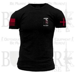 Modern Templar T-Shirt - FRONT
