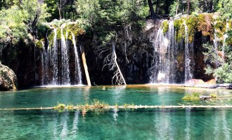 Featured Hanging Lake Glenwood Canyon Colorado By Bumble and Bustle