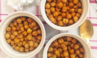 Weight Loss Featured Roasted Chickpeas In The Moment Things I Love By Bumble and Bustle