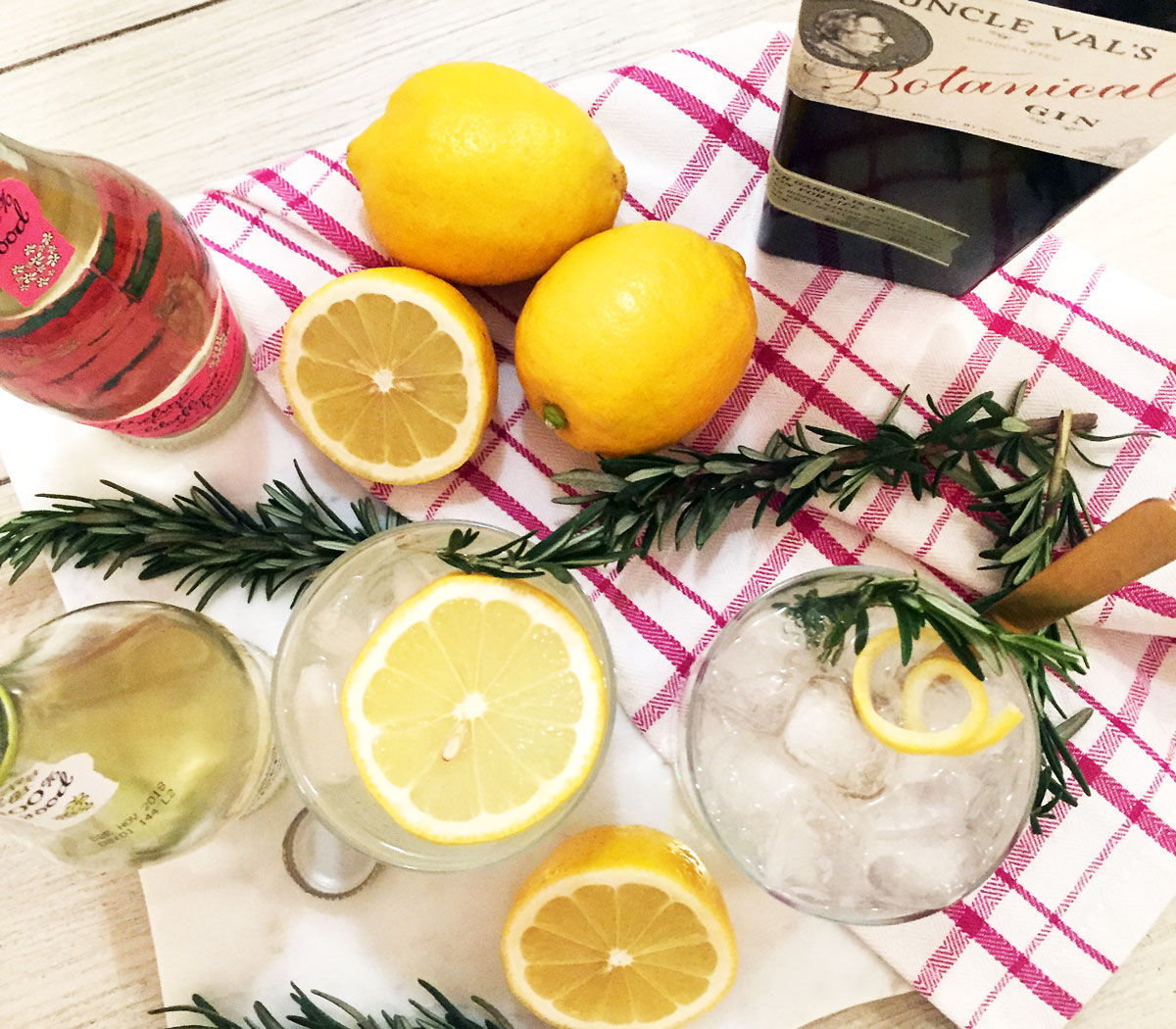 Uncle-Vals-Botanical-Gin-Spring-Cocktail-Recipe-By-Bumble-and-Bustle-Flatlay