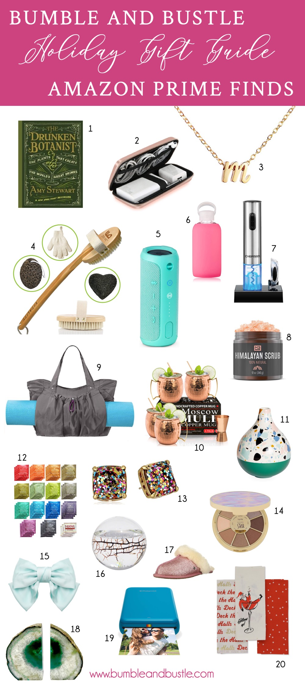 20 Great Gift Ideas On Amazon By Bumble And Bustle