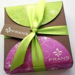 bumble B design - Fran's Chocolates - Seattle, WA - Administrative Professionals Day