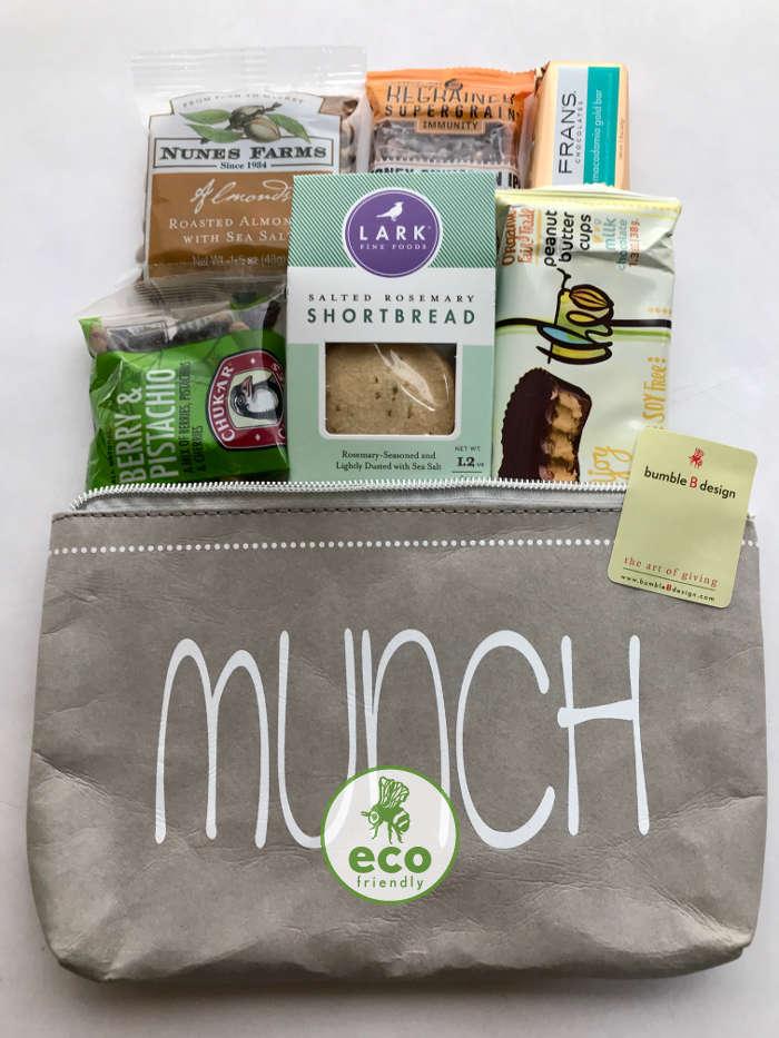 Eco-friendly Munch Bag