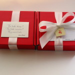 bumble B design's Chocolate Gratitude Box, Seattle, WA, Administrative Professionals Day