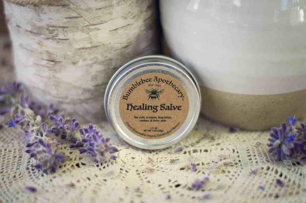 How to make herbal healing tallow salve