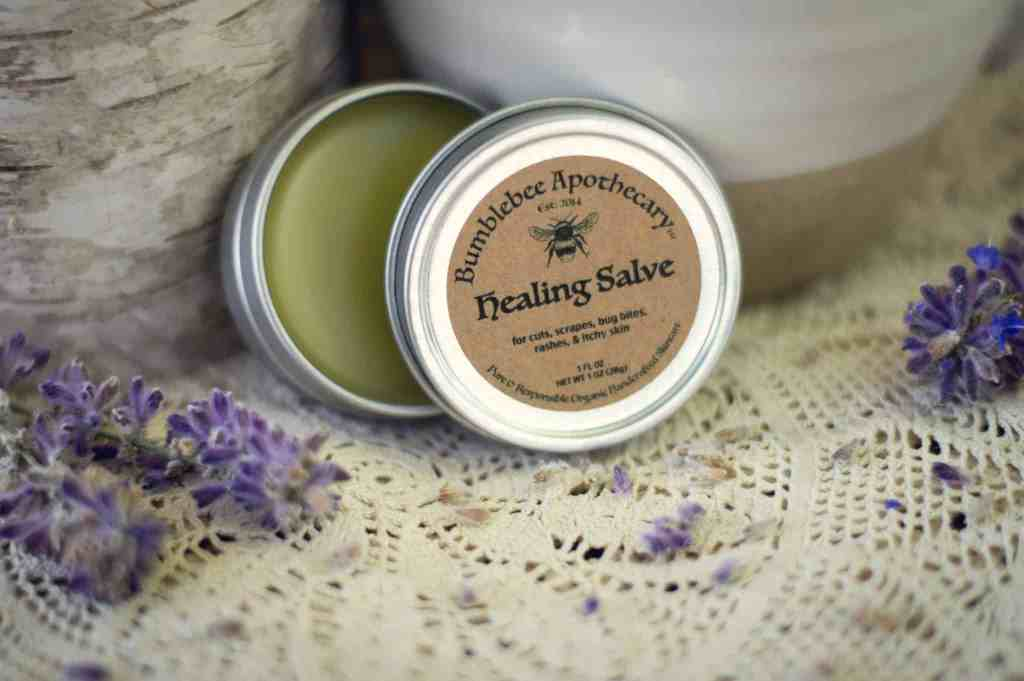 How to make herb infused tallow healing salve