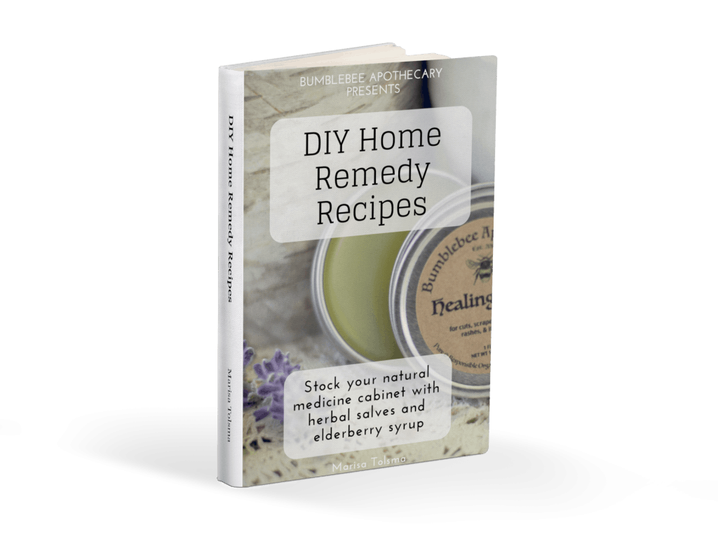 FREE DIY Home Remedy Recipes Ebook