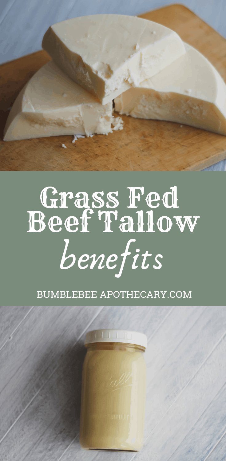 Grass fed beef tallow benefits | why tallow is the ideal healthy fat #beeftallow #tallow #grassfed #healthyfat #traditionalcooking #naturalhealth