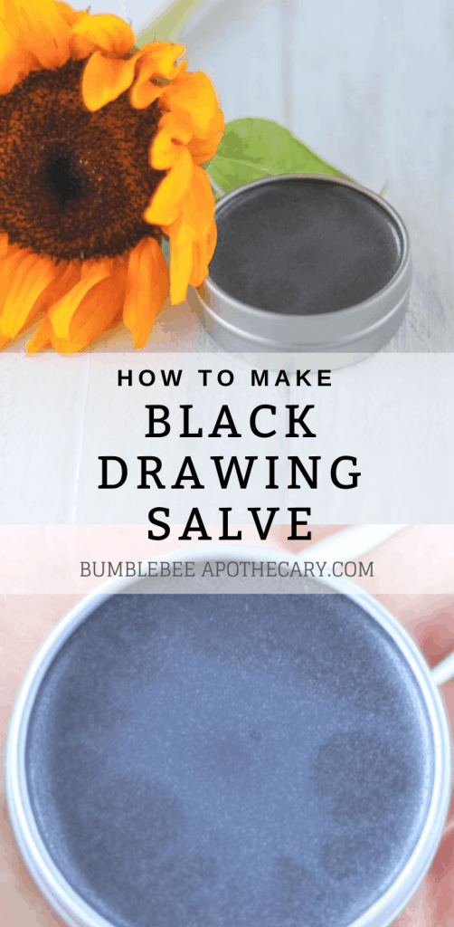 Black drawing salve recipe | how to make tallow drawing salve #blackdrawingsalve #blacksalve #diy
