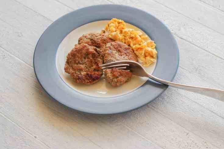 Homemade pork sausage recipe