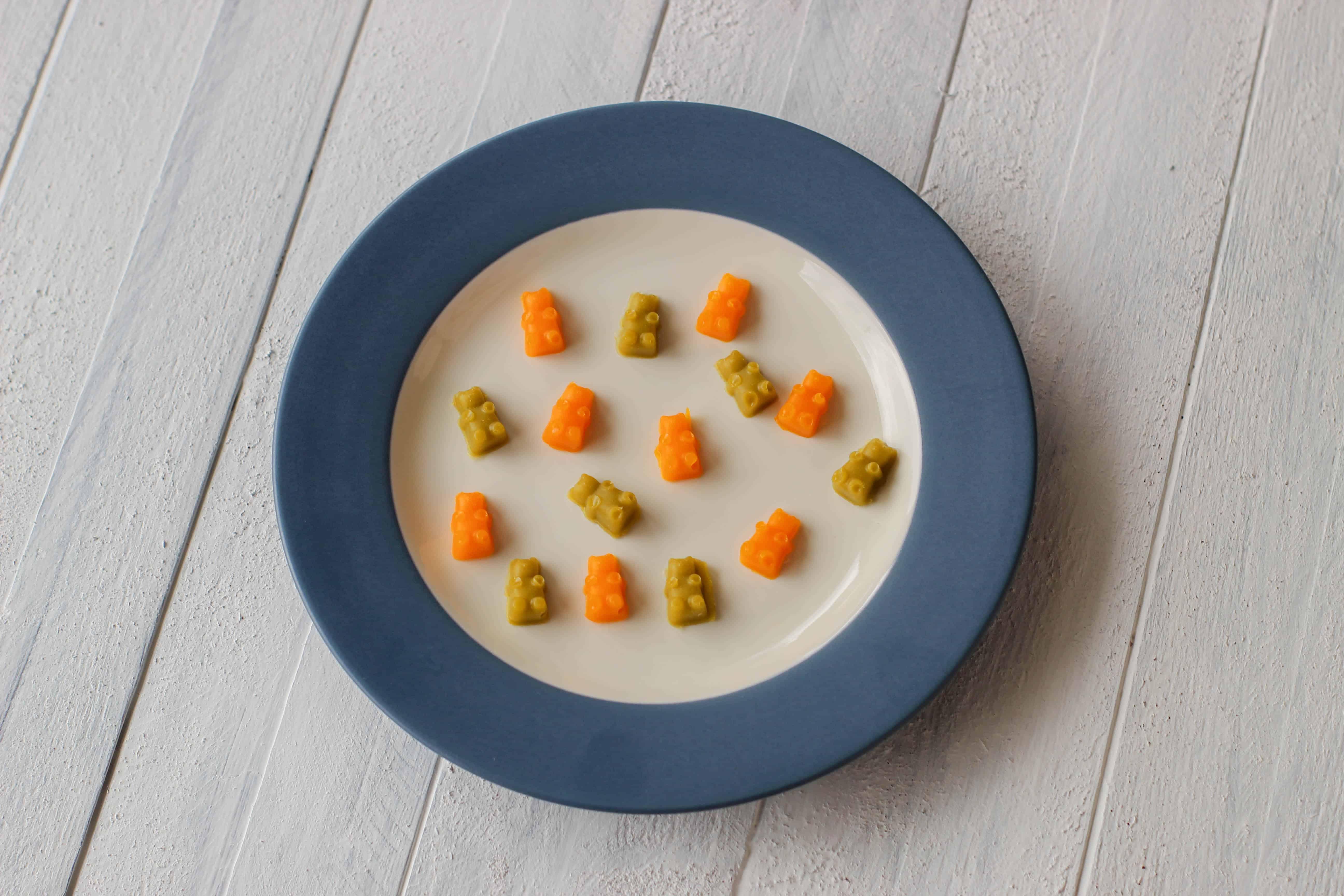 Veggie gummies recipe