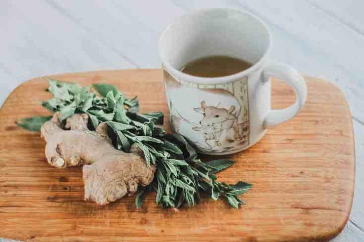 gaps diet tea recipes