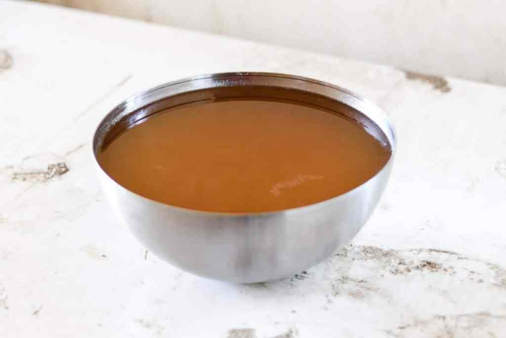 Liquid tallow