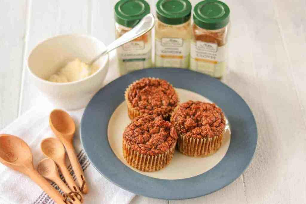 GAPS pumpkin muffins