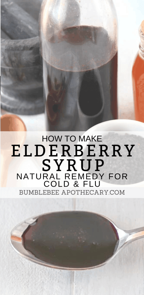 This is the best recipe for elderberry syrup. It's simple and easy, and tastes great. My kids love taking it. It really helps us overcome colds and flus quicker! #elderberrysyrup #elderberries #naturalremedy #coldrememdy #fluremedy
